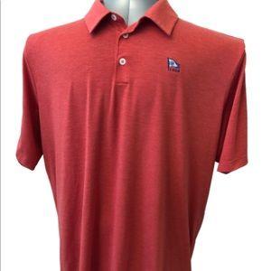 Adidas ClimaLITE  1908 Golf Logo Polo XXL
